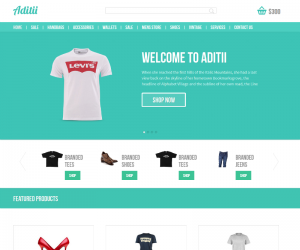 Aditii  Css3Template Downloads: 43