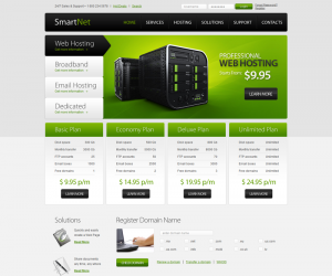 Free Hosting Css3 Template Downloads: 41025