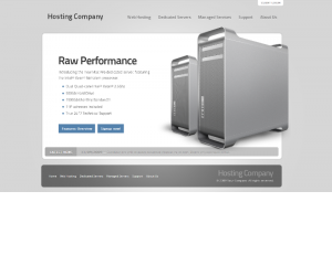 Hosting Company  Css3Template Downloads: 21