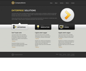 Outliers Css3 Template Downloads: 4670