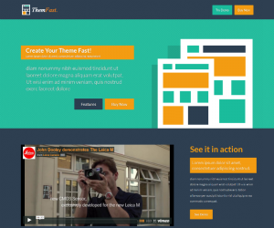 ThemFast Css3 Template Downloads: 22